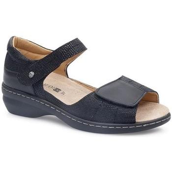 Chaussures Femme Sandales et Nu-pieds Calzamedi FASHIO NOIR