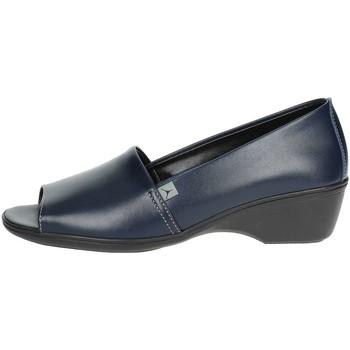 Chaussures Femme Sandales et Nu-pieds Cinzia Soft IE8040 003 Open Toe Chaussures Femme Bleu Bleu