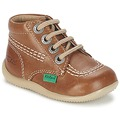 Chaussures Enfant Boots Kickers BILLY Camel