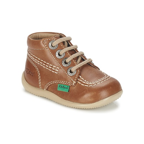 Bottines / Boots Kickers BILLY Camel 350x350