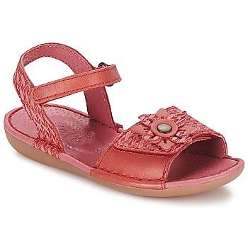 Sandale Kickers EVANA Rose corail 350x350