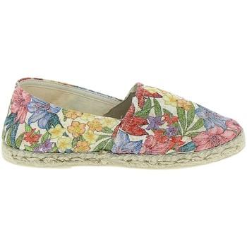 Chaussures Femme Espadrilles La Maison De L'espadrille VE758 Multi Imprimé