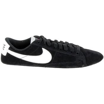 Chaussures Femme Baskets basses Nike Blazer Low Noir Beige AV9373-001 Noir