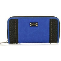 Portefeuilles Paul's Boutique Portefeuille  Beau electric blue & black