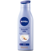 Beauté Hydratants & nourrissants Nivea Triple Accion Smooth Body Milk  400 ml