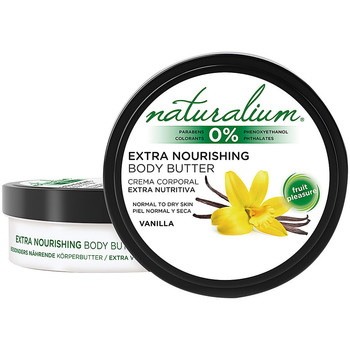 Beauté Hydratants & nourrissants Naturalium Vainilla Body Butter