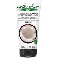 Beauté Soins & Après-shampooing Naturalium Coconut Hair Mask  200 ml