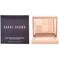 Beauté Femme Enlumineurs Bobbi Brown Nude Finish Illuminating Powder light To Medium6,6 Gr