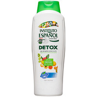 Beauté Produits bains Instituto Español Detox Purificante Gel Douche Hidratante