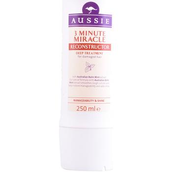 Beauté Shampooings Aussie 3 Minute Miracle Reconstructor Deep Treatment  250 ml