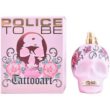 Beauté Femme Eau de parfum Police To Be Tattoo Art For Woman Edp Vaporisateur  125 ml
