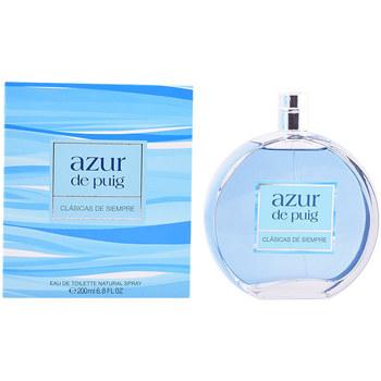Beauté Femme Eau de toilette Puig Azur Edt Vaporisateur  200 ml