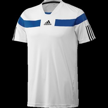 Vêtements Homme Polos manches courtes adidas Originals Tee shirt barricade tennis Blanc