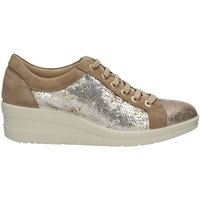 Chaussures Femme Baskets basses Imac 106420 D Sneakers Femme BEIGE BEIGE
