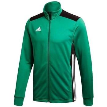 Vêtements Homme Vestes de survêtement adidas Originals Regista 18 Pes vert