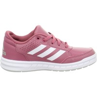 Chaussures Enfant Baskets basses adidas Originals Low Altasport K Rose