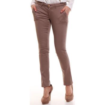 Vêtements Femme Jeans slim Tommy Hilfiger SENA NST GD Marron