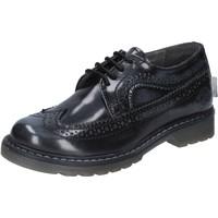 Chaussures Garçon Derbies Beverly Hills Polo Club POLO élégantes gris cuir brillant BX866 gris