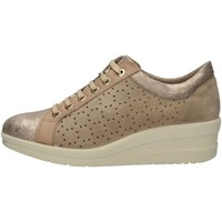 Chaussures Femme Baskets basses Imac 106430 D Sneakers Femme BEIGE BEIGE