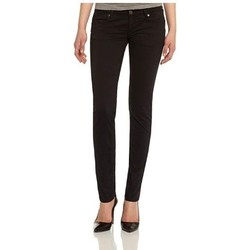 Vêtements Femme Jeans slim Meltin'pot MONIE S2210 Noir