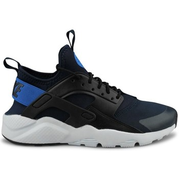 Chaussures Garçon Baskets basses Nike Air Huarache Run Ultra Junior Bleu Bleu