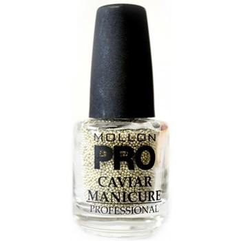 Beauté Femme Vernis à ongles Mollon - Caviar Manucure 01 Argent - 24,5g Autres