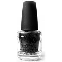 Beauté Femme Vernis à ongles Mollon - Caviar Manucure 04 noir - 24,5g Autres