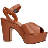 Chaussures Femme Sandales et Nu-pieds Silvia Rossini 1920p Sandale Femme cuir cuir