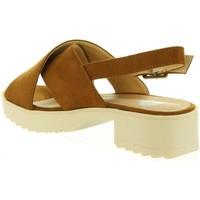 Chaussures Fille Sandales et Nu-pieds Destroy K115745 Marr?n