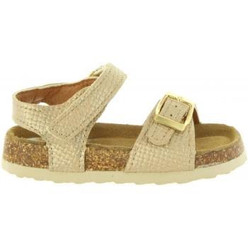 Chaussures Fille Sandales et Nu-pieds Destroy K115711 Gold