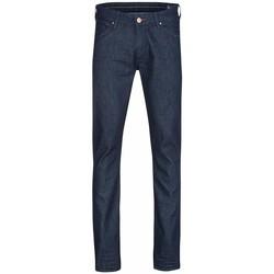 Vêtements Homme Jeans slim Wrangler Larston W18S6274J granatowy