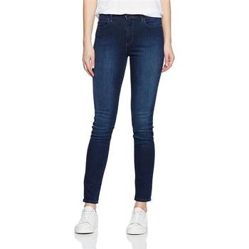 Vêtements Femme Jeans skinny Wrangler ® High Skinny Subtle Blue 27HX786N niebieski