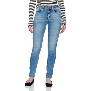 Vêtements Femme Jeans skinny Wrangler ® High Rise Skinny 27HX794O niebieski