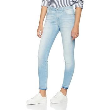 Vêtements Femme Jeans skinny Wrangler Skinny Sunkissed W28KLE86K niebieski