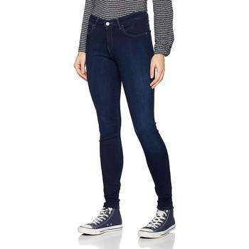 Vêtements Femme Jeans skinny Wrangler ® Super Skinny True Beauty 29JBV94Z niebieski