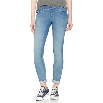 Vêtements Homme Jeans skinny Wrangler Super Skinny W29JPV86B niebieski