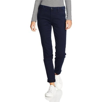 Vêtements Femme Jeans slim Lee ® Chino Herringbone 310YKMF niebieski