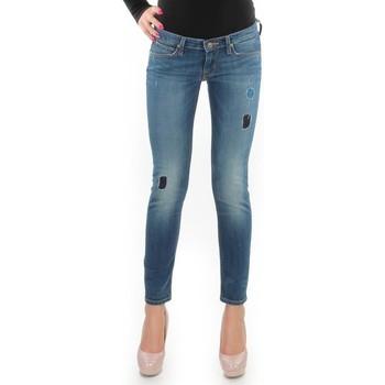 Vêtements Femme Jeans skinny Lee Lynn Skinny L357DNXA niebieski