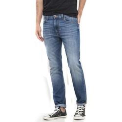Vêtements Femme Jeans slim Lee Rider L701ACDK niebieski