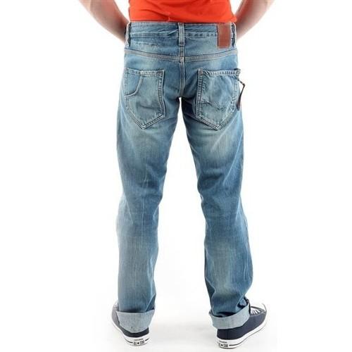 Outlaw M21068D0EY2 STNY  Guess  jeans droit  homme  niebieski