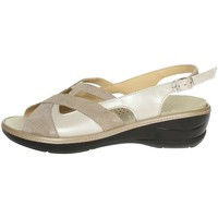 Chaussures Femme Sandales et Nu-pieds Novaflex BORRIANA 001 Sandale Femme Beige Beige