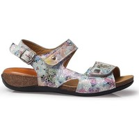 Chaussures Femme Sandales et Nu-pieds Calzamedi CEDRINA MULTICOLORE