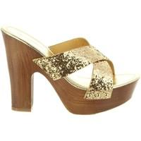 Chaussures Femme Sandales et Nu-pieds Top Way B736910-B7200 Gold