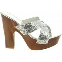 Chaussures Femme Sandales et Nu-pieds Top Way B736910-B7200 Plateado