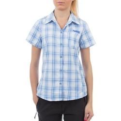 Vêtements Femme Chemises / Chemisiers Regatta Tiro Vivid Viola RWS025-48V niebieski