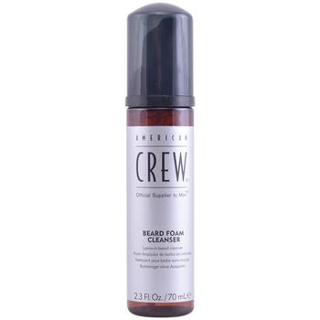 Beauté Homme Soins après-rasage American Crew Crew Beard Foam Cleanser