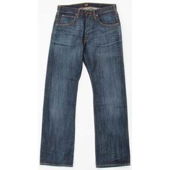 Vêtements Homme Jeans droit Lee JOEY 719CRSD niebieski