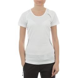 Vêtements Femme T-shirts manches courtes Dare 2b Acquire T DWT080-900 biały