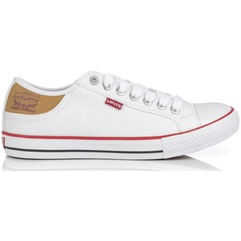 Chaussures Baskets basses Levi's 223001 Blanc
