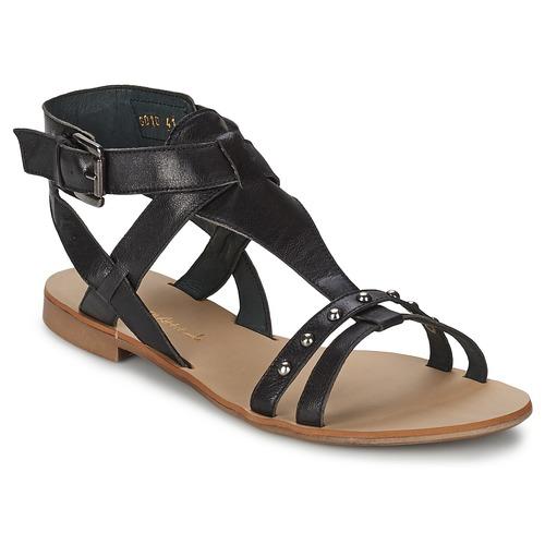 Sandale Casual Attitude JOSPRO Noir 350x350
